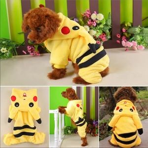 Other - Cute pickachu suit
